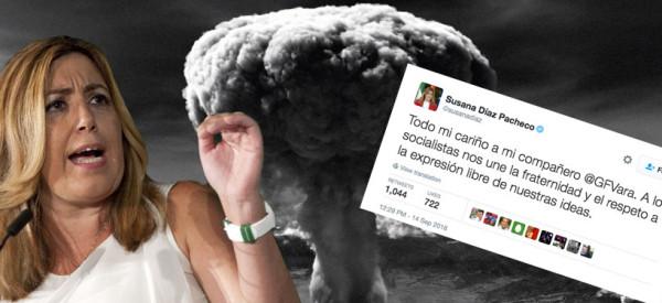 Las claves de la semana: El día que Díaz lanzó la bomba atómica
