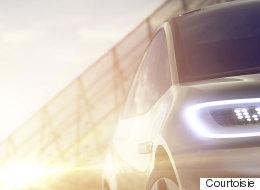 Voici les premières images de la Volkswagen électrique