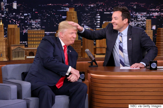 jimmy fallon donald trump