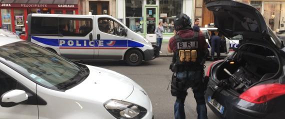 FAUSSE ALERTE ATTENTAT PARIS