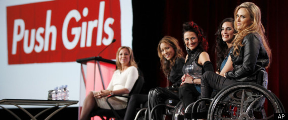 'Push Girls,' Sundance Reality Show, Aims To Open Up Discussion About Disabilities For the four paralyzed women starring in a new reality series, the show is about pushing right through stereotypes, disappointments and career obstacles.