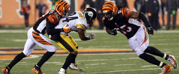 CINCINNATI BENGALS STEELERS