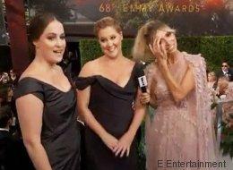 Il ne fallait pas demander à Amy Schumer ce qu'elle «portait» aux Emmys