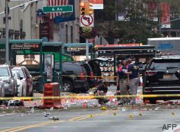 Un bagel juste après l'attentat? L'étrange calme de nombreux New-Yorkais a une explication