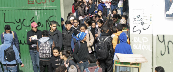 TUNISIA STUDENTS