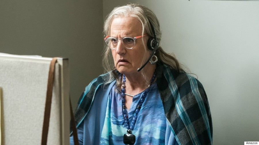 jeffrey tambor transparent