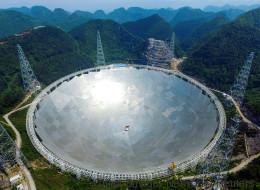 Chercher des extraterrestres avec le plus grand télescope du monde