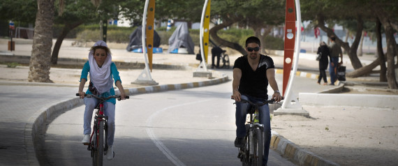 IRAN BICYCLE