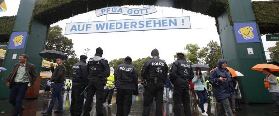 OKTOBERFEST POLICE