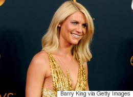 Emmy Awards 2016: Claire Danes victime de l'autobronzant