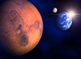 Obama promet une mission humaine sur Mars d'ici 2030