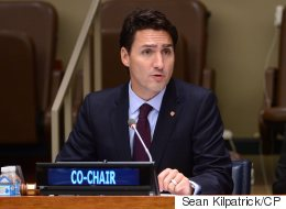 Canada's Not Done Helping Refugees, PM Tells UN Conference