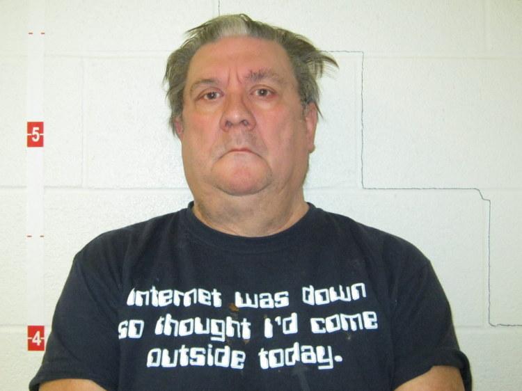 T-Shirt Makes Creepy Child Pornography Mugshot Creepier.