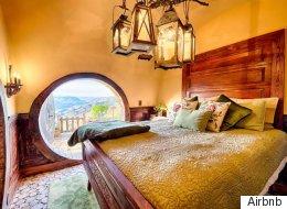 Cette superbe «maison de Hobbit» est à louer sur Airbnb (PHOTOS)