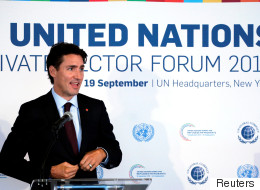 World Leaders Swoon Over Trudeau At UN