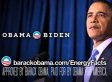 President Obama Campaign Ad Defends Energy Record