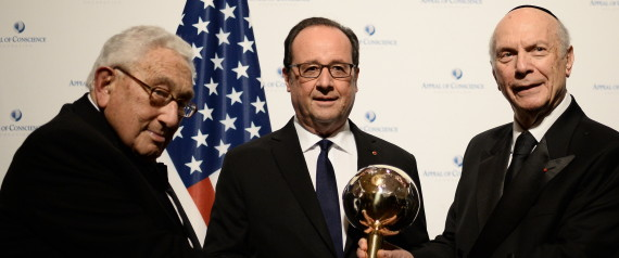 KISSINGER HOLLANDE