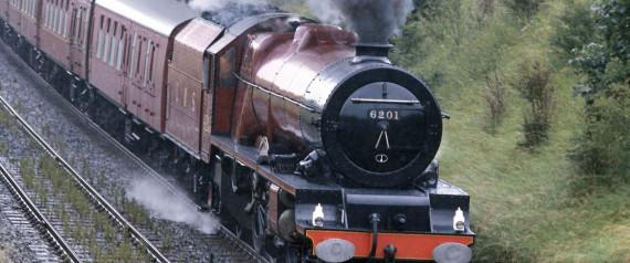 TRAIN BRITAIN