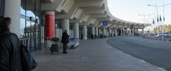 AIRPORT HOUARI BOUMEDIENE AIRPORT