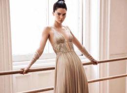 Kendall Jenner se prend pour une danseuse, c'est raté