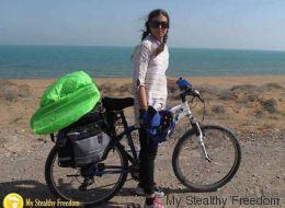 Pourquoi ces Iraniennes se prennent en photo avec leur vélo