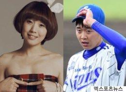 개그우먼 허민, 정인욱과 열애설에 공식 입장을 내놓다