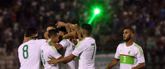ALGERIA FOOTBALL