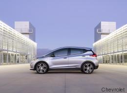 Chevrolet dévoile le prix de la Bolt 2017