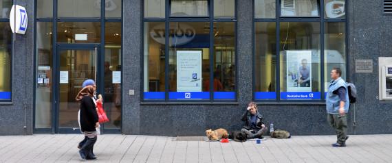 ARMUT DEUTSCHE BANK