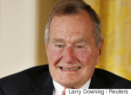 George Bush Sr. Voting For Hillary Clinton: Prominent Kennedy