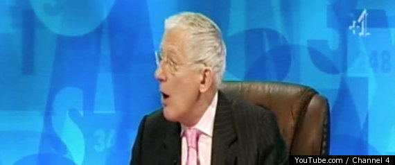 Countdown Nick Hewer Wanker