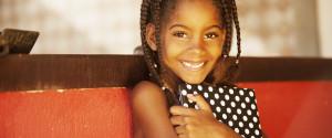 LITTLE GIRL NOTEBOOK