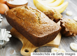 28 Delicious Banana Cake Recipes For Over Ripened Fruits