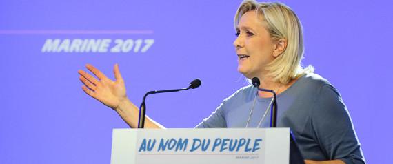 MARINE LE PEN AU NOM DU PEUPLE