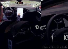 Des hackers piratent et contrôlent une Tesla à distance (VIDÉO)