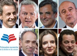 Qui sont les sept candidats à la primaire de la droite?