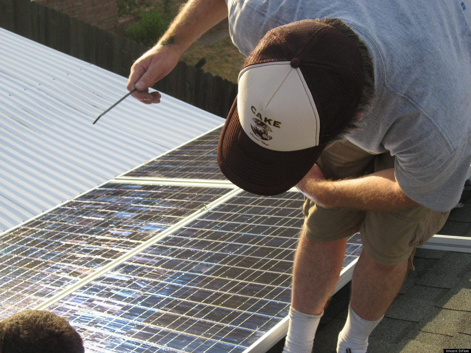 solar panels studio