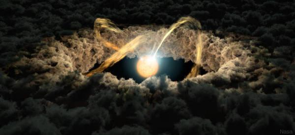 Ces chercheurs pensent avoir résolu le problème de l'étoile la plus mystérieuse de l'univers