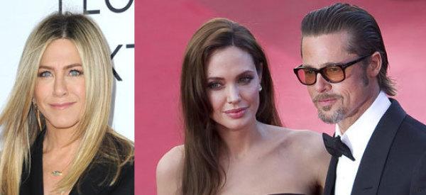 Lasciate Jennifer Aniston fuori dalla storia del divorzio Brangelina