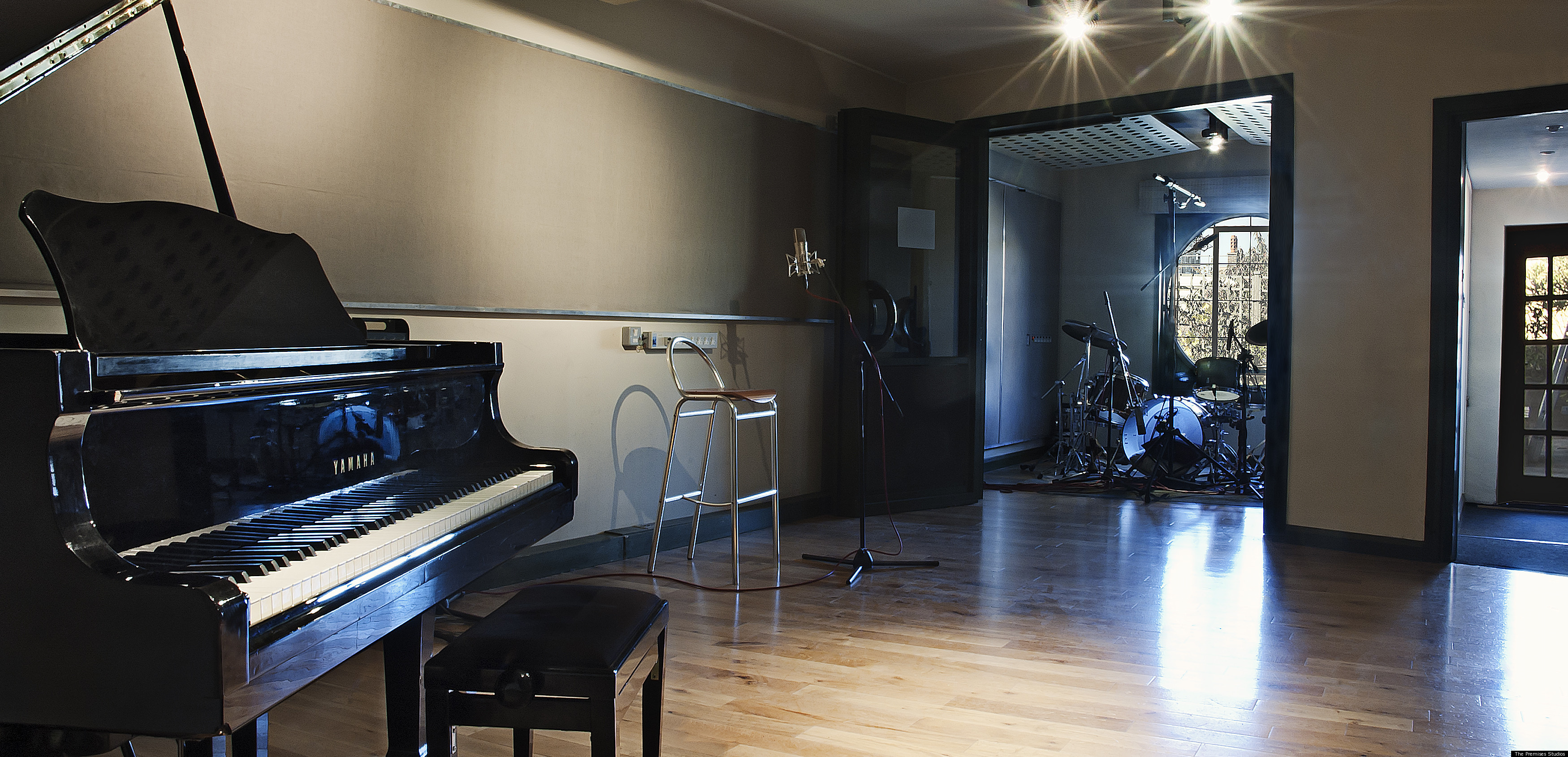 Solar Powered Recording Studios Lighting The Way For Music Industry