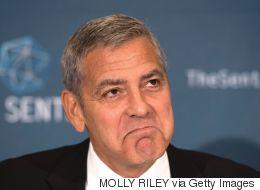 George Clooney Had No Idea Angelina Jolie Wants To Divorce Brad Pitt