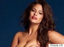 Ashley Graham Does 'The Gigi' And Poses Nude In Latest Spread