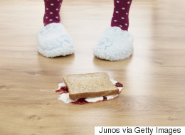 When It Comes To Food, There's No Such Thing As A 'Five-Second Rule'