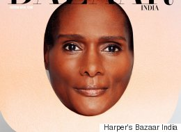 Harper's Bazaar Put Trans Models On Its Cover For The 1st Time