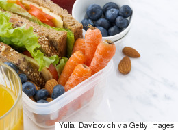 'Healthy Work Lunches' Aren't Just A Myth