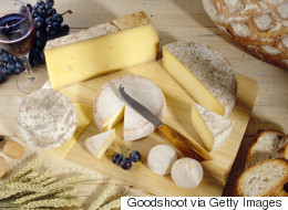 Cheese Might Actually Be Good For Your Health