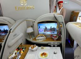 Il teste la première classe à 28 000 $ d'Emirates et c'est hallucinant