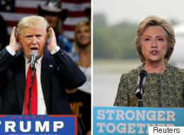 Débat présidentiel: Hillary Clinton et Donald Trump en direct à RDI