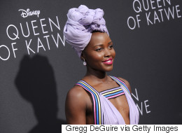 Lupita Nyong'o's 96-Year-Old Grandma Could Care Less About Fame