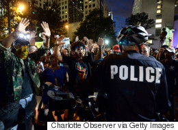Black Lives Matter Protest In Charlotte Turns Deadly